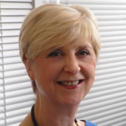 Professor Geraldine Walters (CBE)